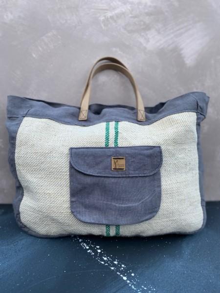 (L)einkaufstasche anthrazit